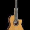 Guitarras Alhambra. Cutaway. 5 P CT