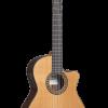 Guitarras Alhambra. Cutaway. 5 P CW