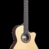 Guitarras Alhambra. Cutaway. 7 P A CW