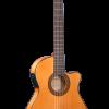 Guitarras Alhambra. Cutaway. 3 F CT