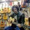 Guitarras Alhambra Artists HUGO SALAZAR - SPAIN