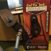 Guitarras Alhambra. Zubehör. End-pin jack straplink. 9511