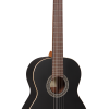 Guitarras Alhambra. Estudio. 1 C Black Satin