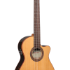 Guitarras Alhambra. Student. Iberia Ziricote CTW