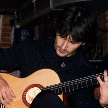 Guitarras Alhambra K�nstler CARLOS MORGADO