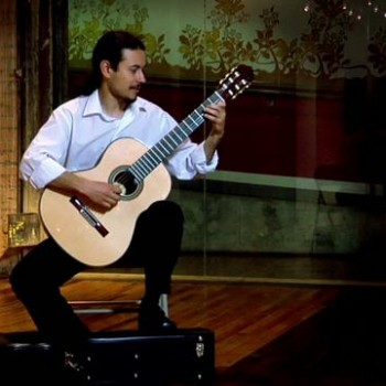 Guitarras Alhambra Artistes EDUARDO MINOZZI - BRÉSIL