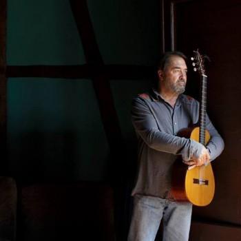 Guitarras Alhambra Artistas PATXI ANDIÓN - ESPAÑA