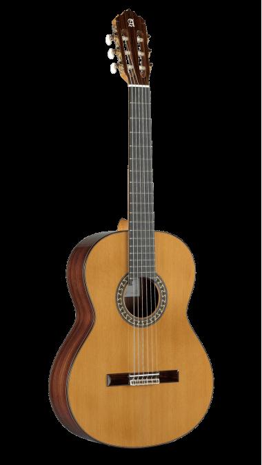 Guitarras Alhambra. Tamaños Especiales. Señorita 5 P - 7/8
