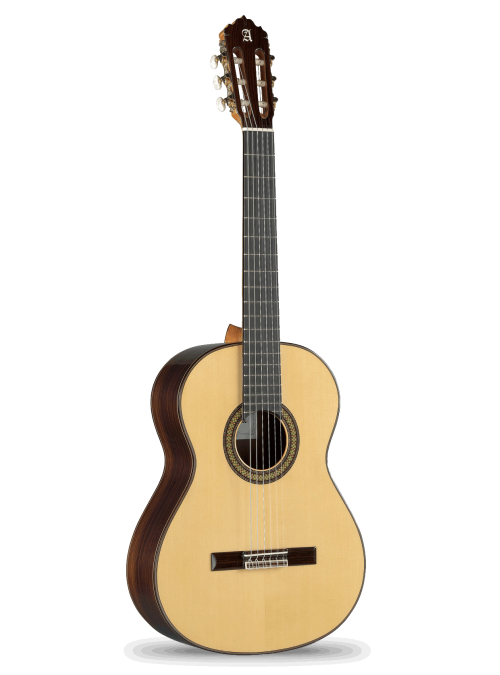 7 P A Model Alhambra Guitars