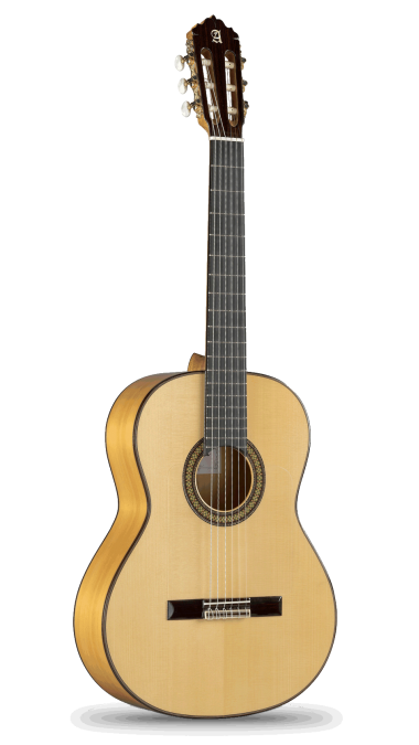 Guitarras Alhambra. Conservatory. 7 Fc