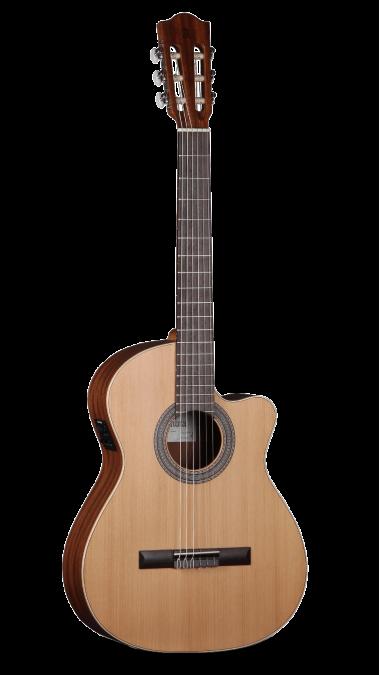 Guitarras Alhambra. Student. Z-Nature CW EZ