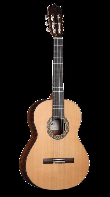 Guitarras Alhambra. Conservatory. 4 OP