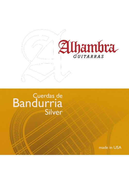 Guitarras Alhambra. Accessories. Strings for Bandurria. 9474