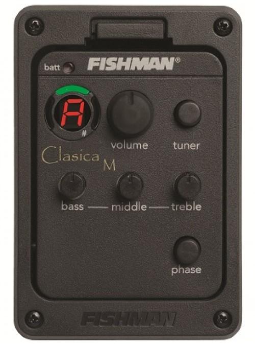 Electrificación Fishman Clasica M (E1) Guitarras Alhambra