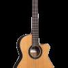 Guitarras Alhambra. Cross-Over. CS-LR CW