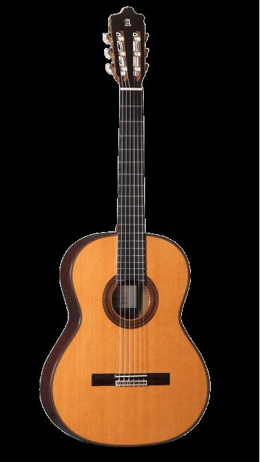 Guitarras Alhambra. Conservatory. 7 C Classic