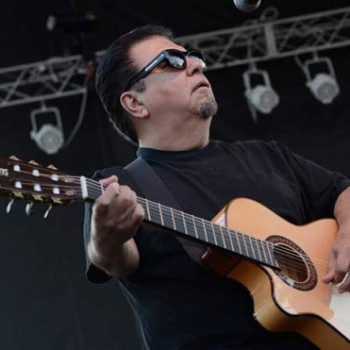Guitarras Alhambra Artistas CÉSAR ROSAS - USA