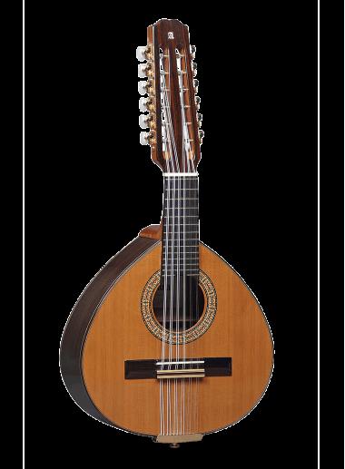Guitarras Alhambra. Conservatory.  Bandurria 4 P