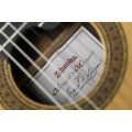 Guitarras Alhambra. Signature Guitars. Mengual & Margarit Serie C