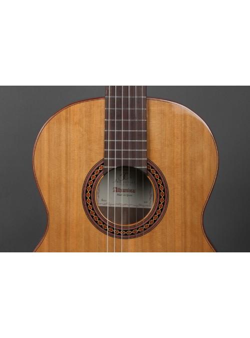 Guitarras Alhambra. Estudio. Iberia Ziricote