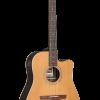 Guitarras Alhambra. Acoustique. APPALACHIAN W-300 CW OP