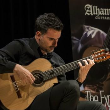 Carlos Piñana Flamenco Guitarras Alhambra