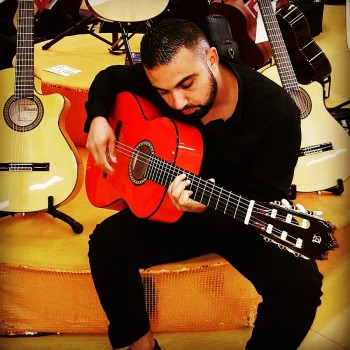 Gipsy Tolosa Guitares Alhambra