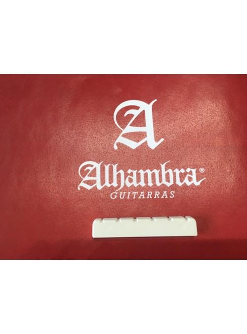 Guitarras Alhambra. Accessories. Melamine nut. 9646