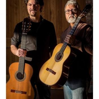 Haque y Ivanovic duo Guitarras Alhambra