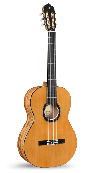 Guitarras Alhambra. Custom Collection. Classical Exotic Woods Custom Collection