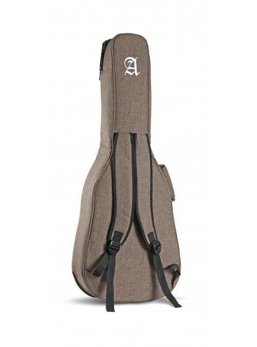 Guitarras Alhambra. Accesorios. Funda Acolchada Alhambra para guitarra clásica 25 mm. 9738