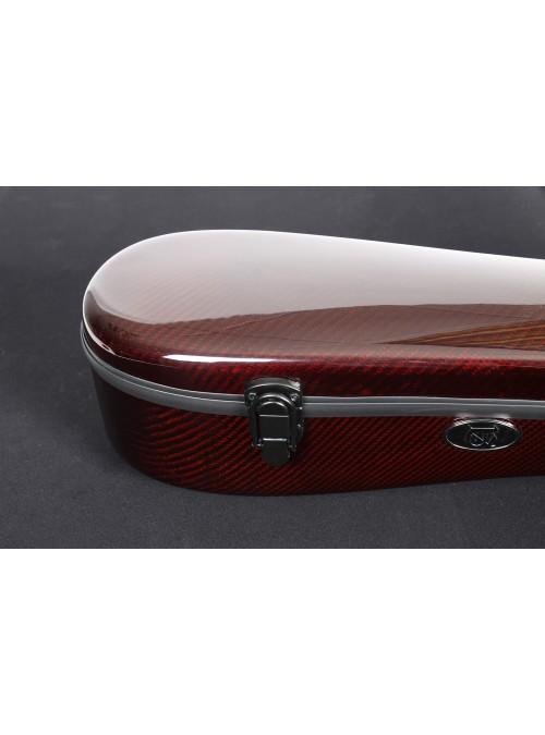 Guitarras Alhambra. Accesorios. Estuche de fibra de carbono para guitarra. 9558