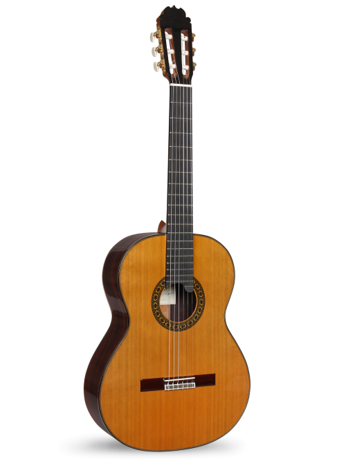 Luthier India de Guitarras Alhambra