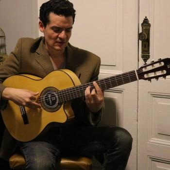 Guitarras Alhambra K�nstler FERNANDO J. FIGUEREDO M.-PARAGUAY