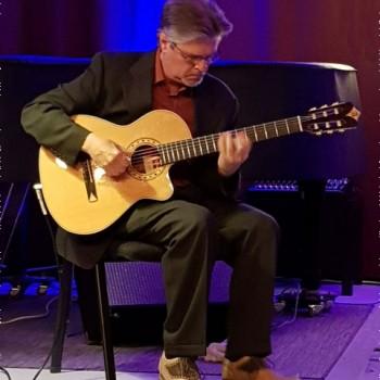Guitarras Alhambra K�nstler RICK HANNAH - USA