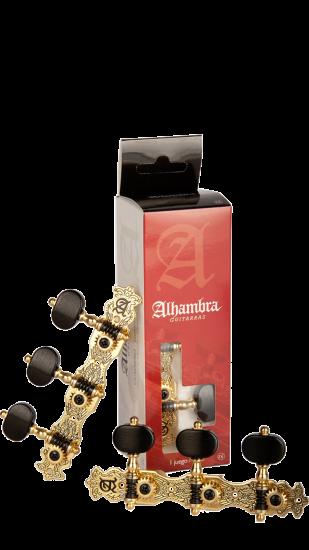 Guitarras Alhambra Accesorios