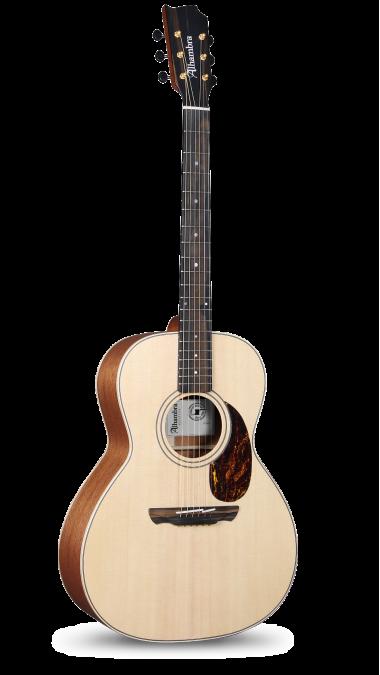 Guitarras Alhambra. Acoustics Guitars. 00-SSp