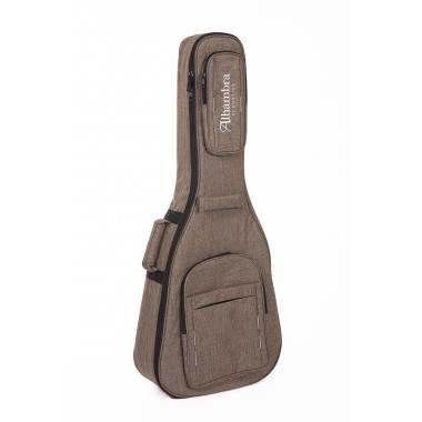 Guitarras Alhambra. Accessories. Alhambra Soft Bag for dreadnought- auditorium and jumbo guitar. 25 mm. 9739