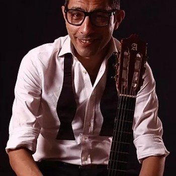 Waheed Mamdouh Guitarras Alhambra
