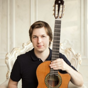 Guitarras Alhambra. Artistas. NIKITA BOLDYREV - RUSIA