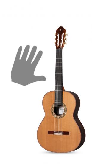 Left-handed Guitars Alhambra Guitars