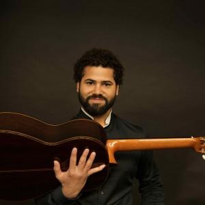 Guitarras Alhambra. Artists. PEDRO AGUIAR - BRAZIL