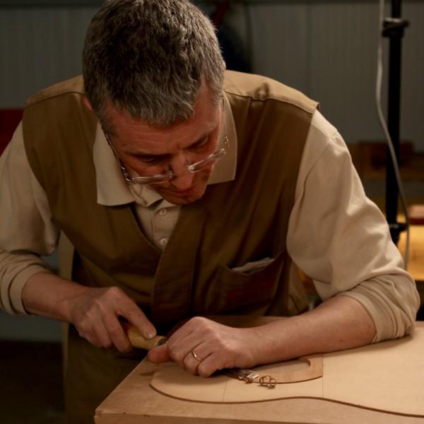 Javier Mengual. Luthiers de Alhambra Guitarras