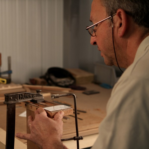 José Margarit. Luthiers de Alhambra Guitarras