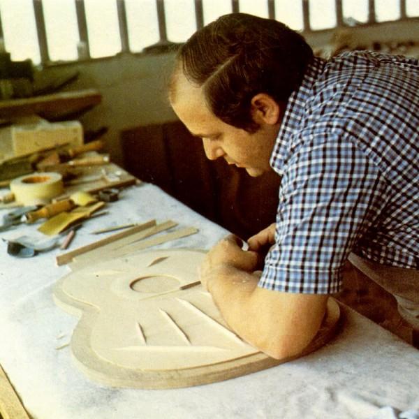 José María Vilaplana. Luthiers de Alhambra Guitarras