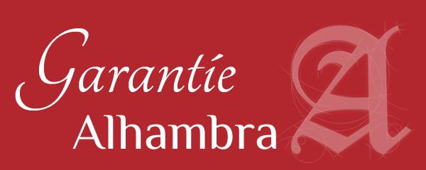 Garantie Alhambra