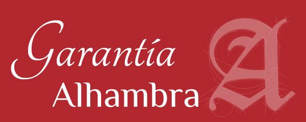 Garant�a Alhambra