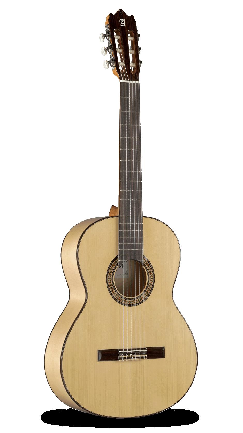Guitarras flamencas de estudio Alhambra