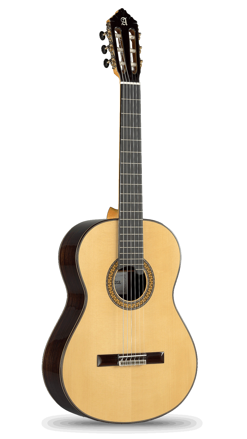 Classical guitars concert line by  Alhambra Guitars