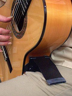 The styles in the Flamenco guitar